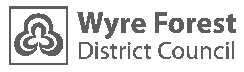 Wyre Forest Distric Council logo